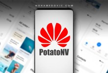 فتح البوت لودر لهواتف هواوي هونر باستخدام اداة PotatoNV