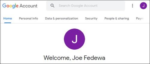 فتح حسابك في جوجل