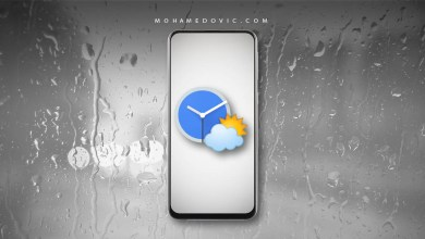 weather forecast with your alarm