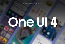 تحديث One UI 4 لهواتف سامسونج