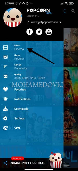pop corn app mohamedovic 02