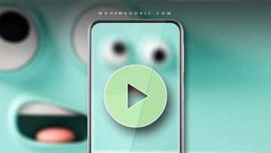 تحويل الفيديو إلى خلفية على الاندرويد
