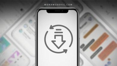 شرح استرجاع ايفون إلى نسخة اقدم من iOS