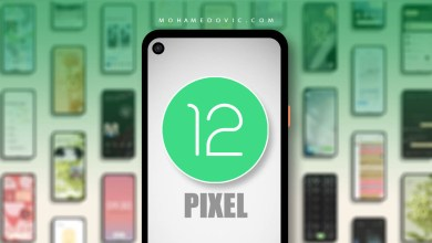 تثبيت اندرويد 12 التجريبي على هواتف بيكسل