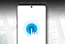 مشكلة التتش في هواتف بوكو X3 NFC برو