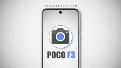 تحميل جوجل كاميرا apk لهاتف بوكو f3