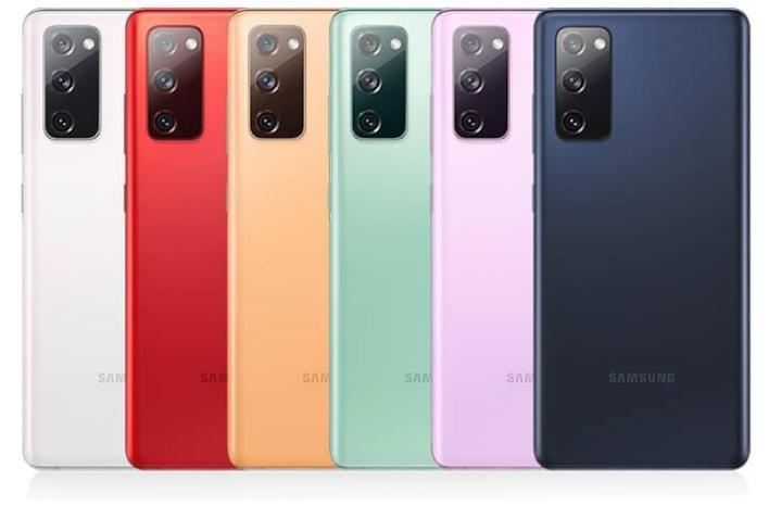 هاتف Galaxy S20 FE
