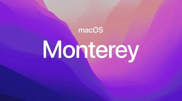 نظام تشغيل macOS Monterey