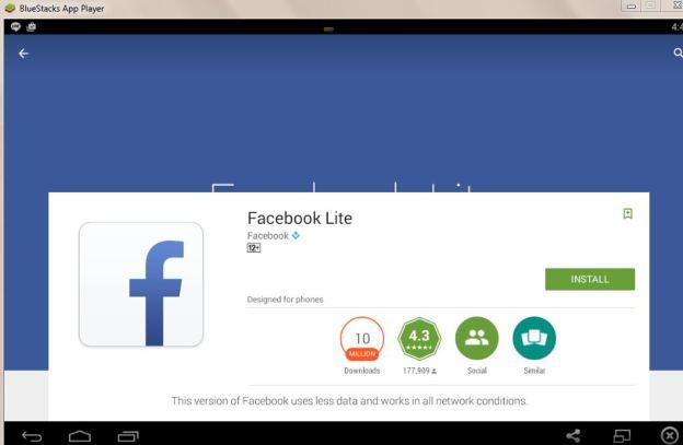 تحميل فيسبوك لايت للكمبيوتر ويندوز 7 (2)