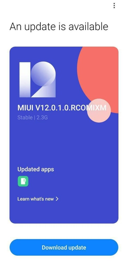 Android 11 for Xiaomi Redmi Note 8