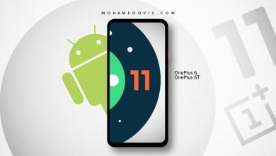 تحديث OxygenOS 11 لهواتف OnePlus 6 6T
