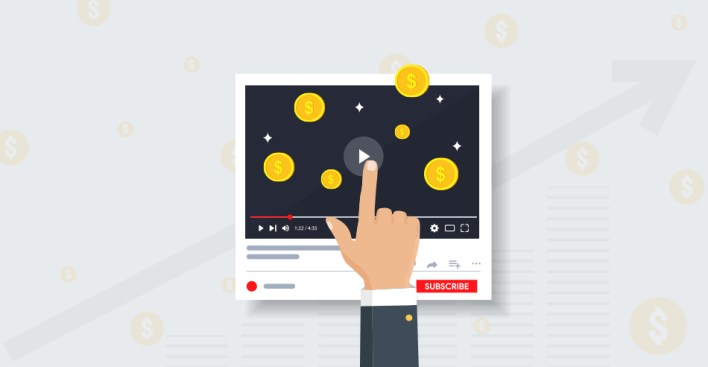 برنامج Google AdSense لكسب الأموال من رفع الفيديو على يوتيوب