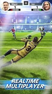 لعبة فوتبول سترايك
