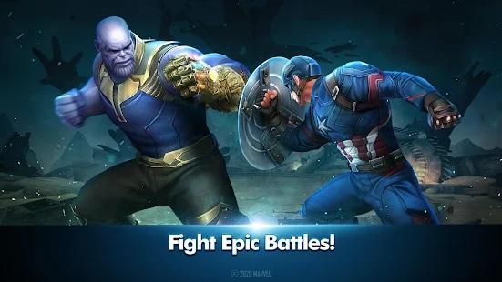 Marvel Future Fight game