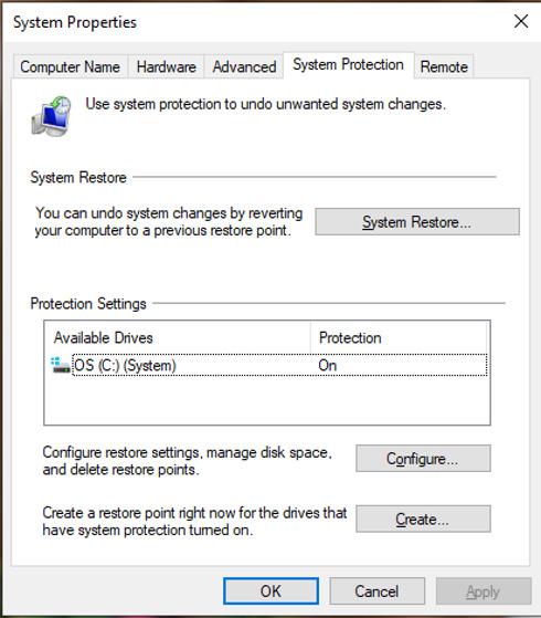كيفية عمل نسخة احتياطية في Windows 10