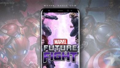 تحميل لعبة مارفل: معركة المستقبل apk + obb