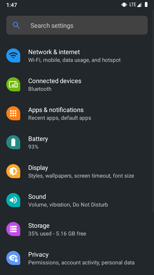 Samsung Galaxy Grand Prime Android 11 Custom ROM Mohamedovic 06
