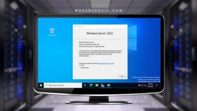 ويندوز سيرفر 2022: كيفية تحميل وتثبيت Windows Server 2022 ISO خطوة بخطوة