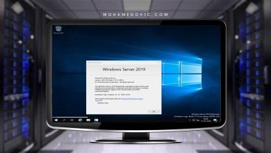 ويندوز سيرفر 2019: تحميل وتثبيت Windows Server 2019 ISO رسميًا من مايكروسوفت