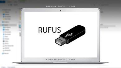 برنامج Rufus