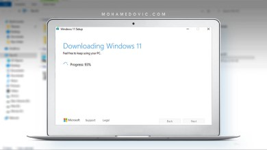 تنزيل Windows 11 Media Creation Tool