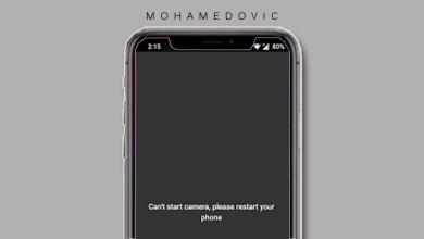 whats app camera error mohamedovic