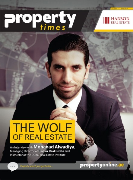 Mohanad Alwadiya_Property Times Cover