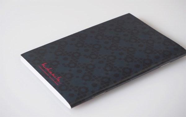 carnet collection kiara présentée à maison et objets paris papéterie fourniture papeterie papeterie en ligne