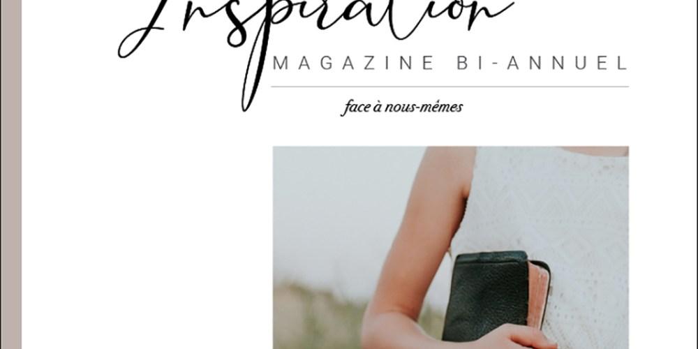 Le magazine Inspiration : édition Printemps/été