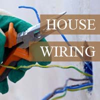 Electrical Wiring   House wiring service Electric House Wiring Electrician