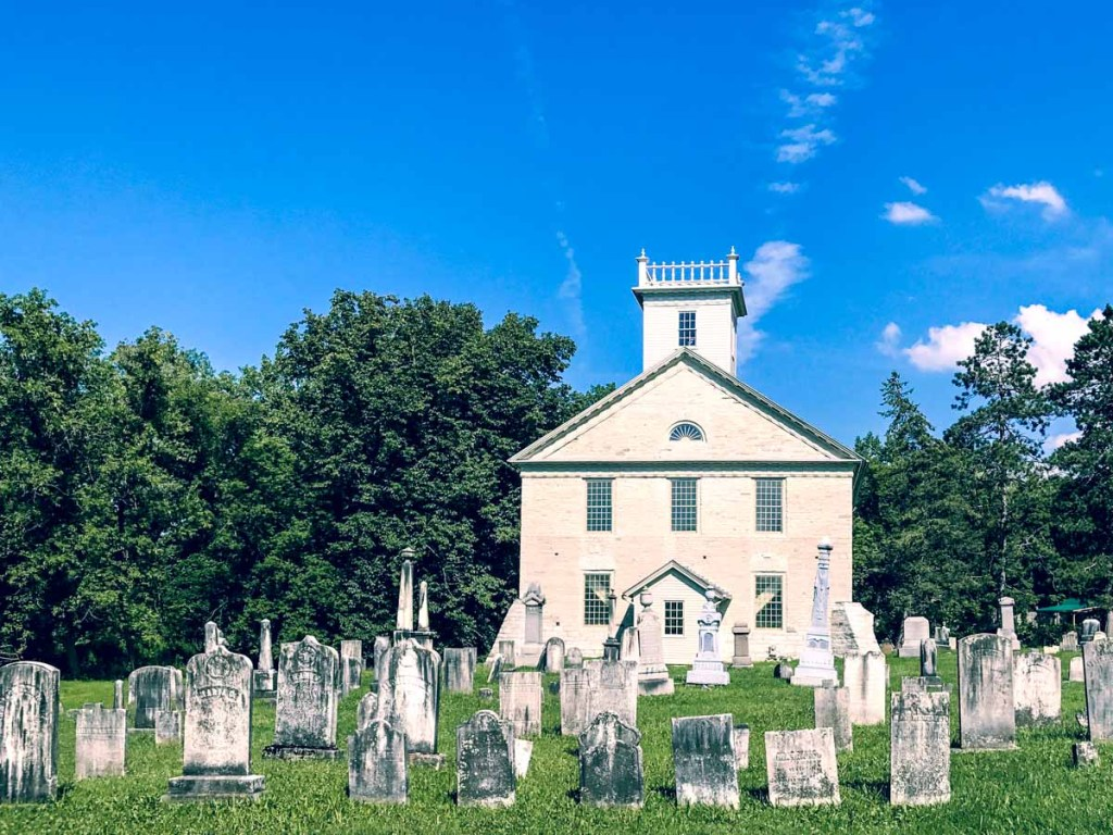 Fort Herkimer Church Mohawk NY