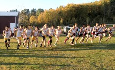 Start of boys race