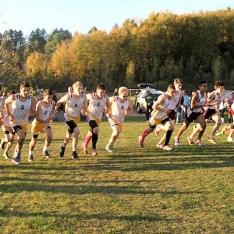Start of boys race
