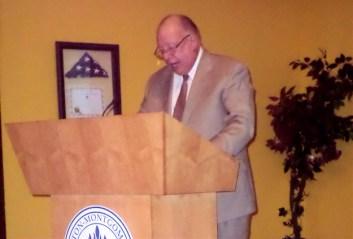 Bill Roehr, Montgomery County Senior Planner