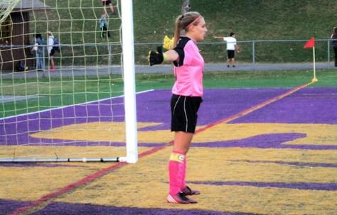 Cassandra Robataille, goalkeeper