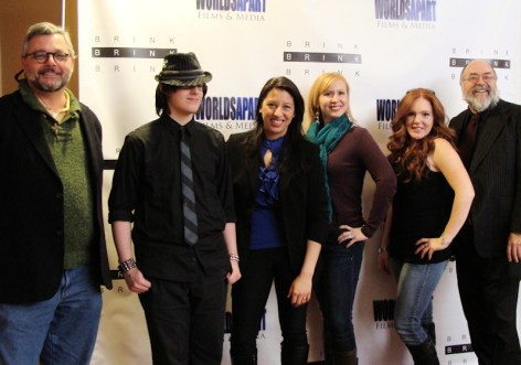 Marty Hardin, Michael Daniels, Shanna Becker, Mindy Miner, Krysten St. Pierre, and Frank Leavitt