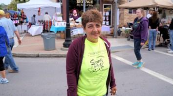 Volunteer Sherri Bardascini Crouse