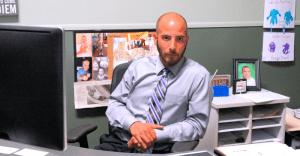 Matthew Agresta, incumbent candidate for Controller