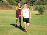 Will Weinheimer leading Chris Hernandez
