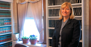 Lisa Lorman, candidate for Amsterdam City Court Judge
