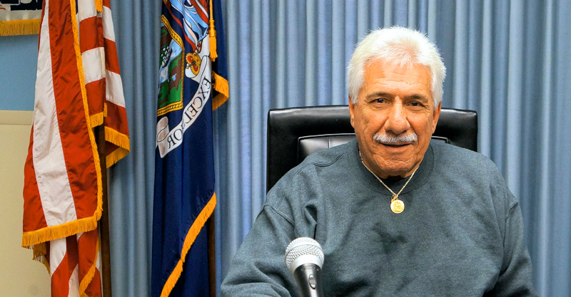 Ron Barone, candidate for third ward alderman