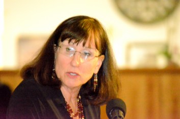 Ann Thane. Photo by Rob Fiore.