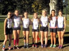 AHS girls varsity team