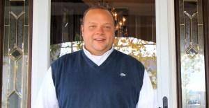 Chad Majewski, candidate for third ward alderman
