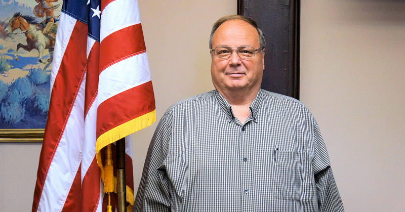 Interview with Rodney Wojnar, candidate for fourth ward alderman