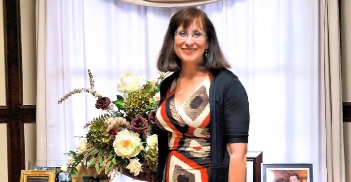Mayor Ann Thane. Photo by Tim Becker.