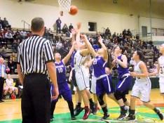 Battle for the rebound