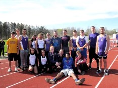 AHS track and field seniors