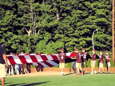 Fort Plain Highschool Class D State Champs