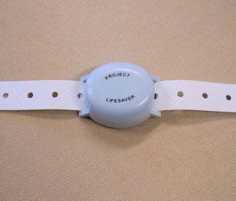Project Lifesaver transmitter